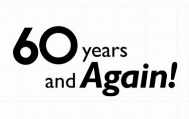 60th anniversary slogan